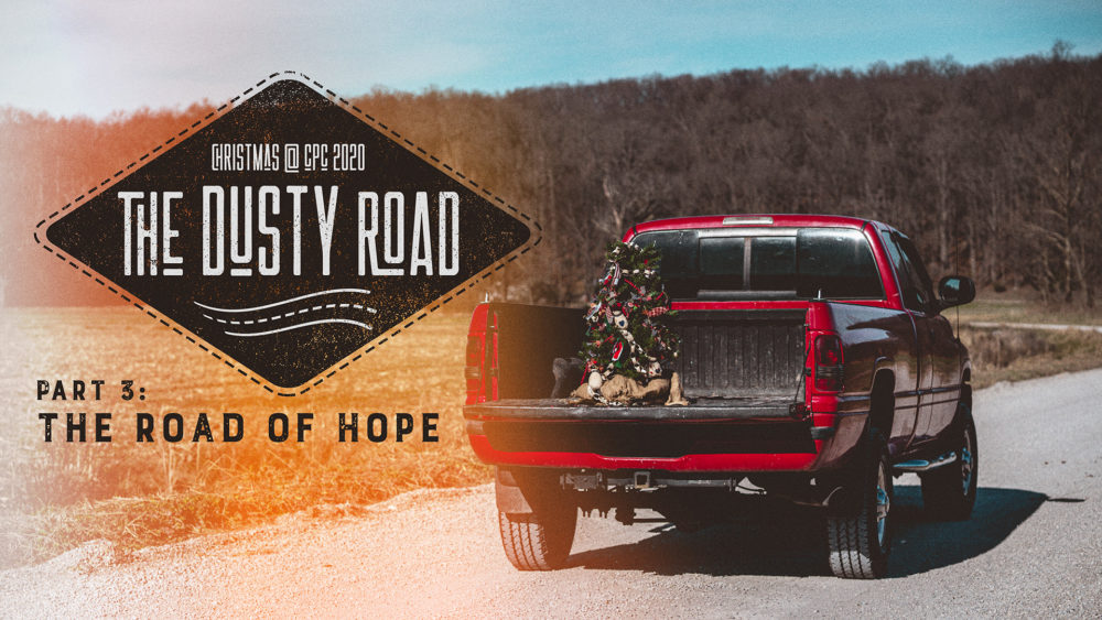 The Dusty Road #3 | Christmas @ CPC Image