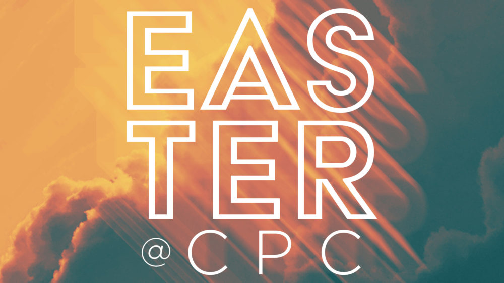 Easter @ CPC 2019