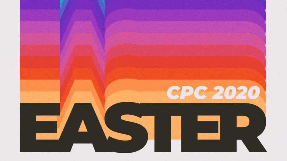 Easter @ CPC 2020