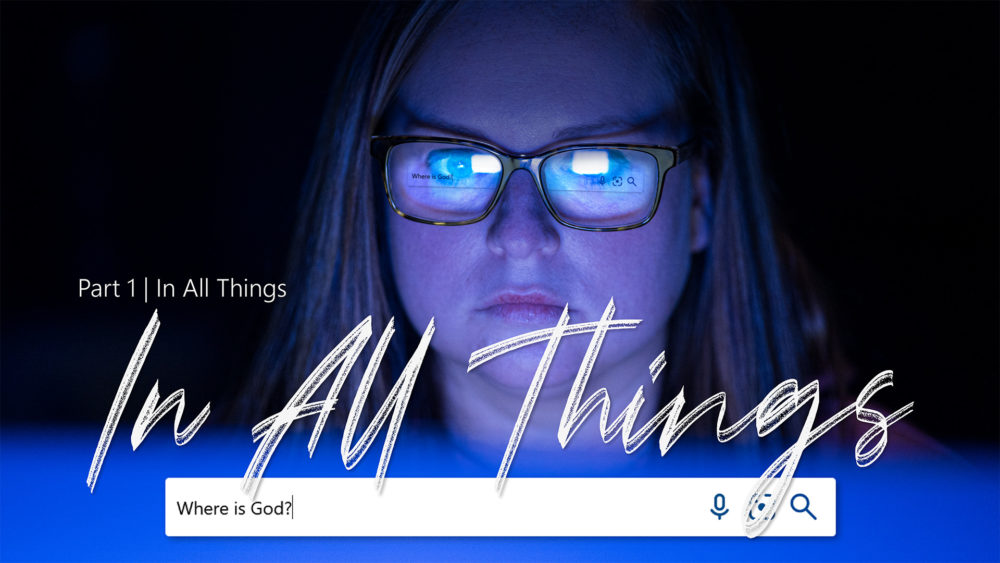 In All Things #1 Image