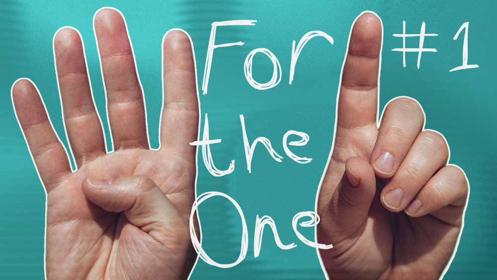 For the One #1 | Worth the Risk Image