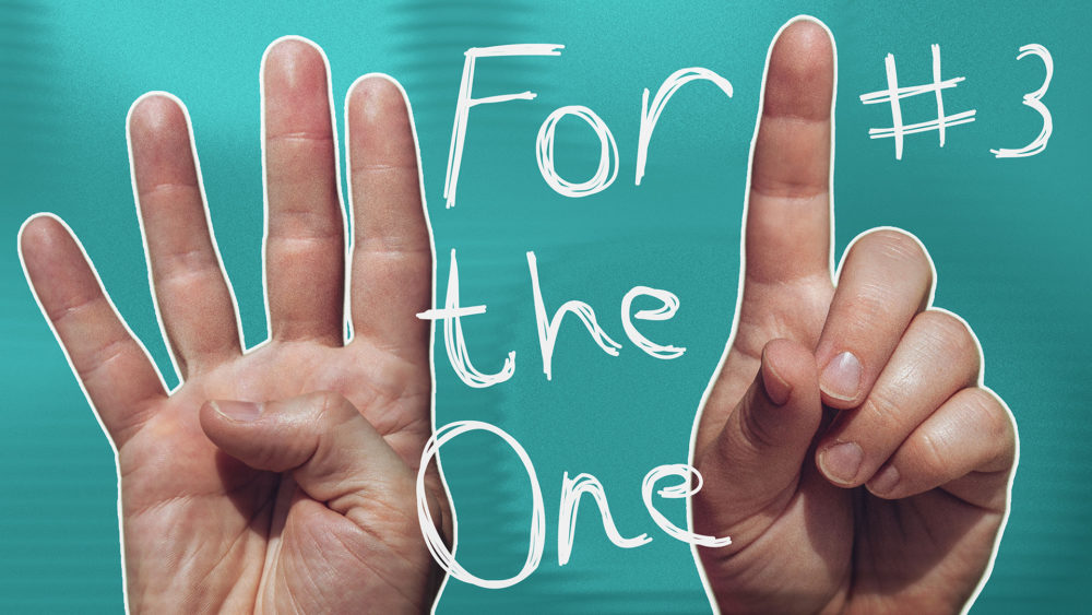 For the One #3 | Welcome Home Image